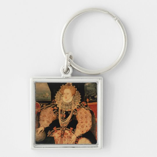 Elizabeth I, Armada portrait, c.1588 Key Ring