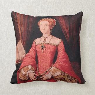 Elizabeth I as Princess Cushion