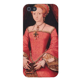 Elizabeth I as Princess iPhone 5 Cases