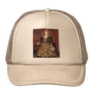 Elizabeth I c 1599 Cap