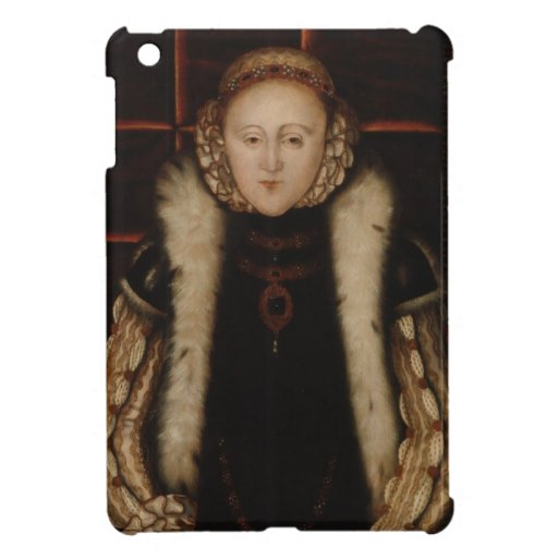 Elizabeth I Circa 1560 iPad Mini Case