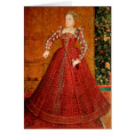 "Elizabeth I of England (The ""Hampden Portrait"") Greeting Card"