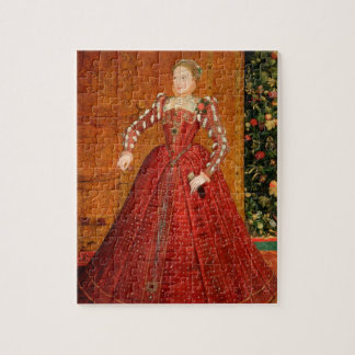 "Elizabeth I of England (The ""Hampden Portrait"") Jigsaw Puzzle"