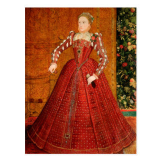 "Elizabeth I of England (The ""Hampden Portrait"") Postcard"
