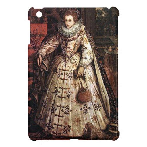 Elizabeth I Peace Portrait iPad Mini Cases
