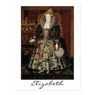 Elizabeth I Postcards