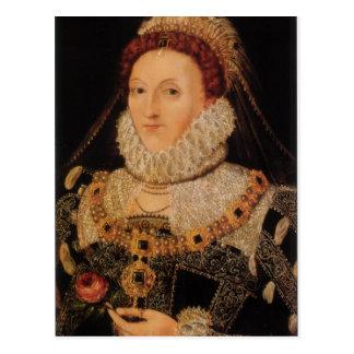 Elizabeth I Postcard