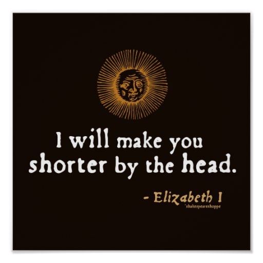 Elizabeth I Quotes. QuotesGram