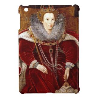 Elizabeth I Red Robes iPad Mini Cases
