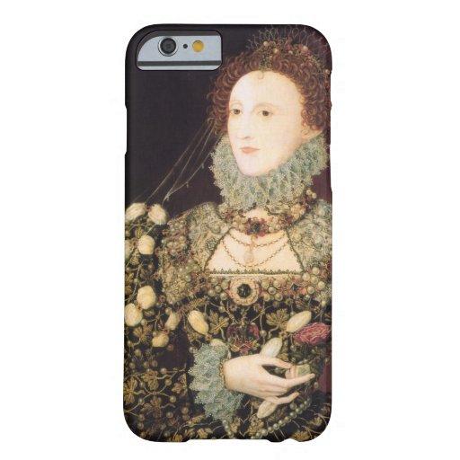 """Elizabeth I, the """"Phoenix"""" iPhone 6 Case"""