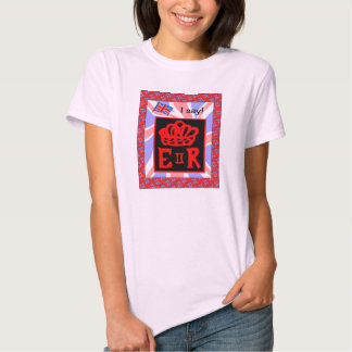 Elizabeth II Tshirts