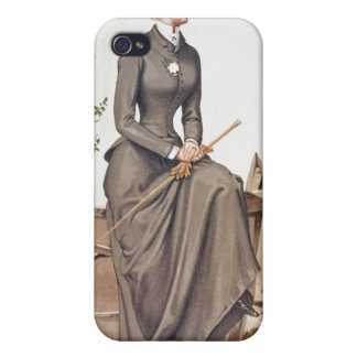 Elizabeth of Bavaria Covers For iPhone 4