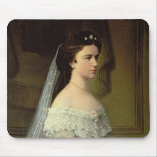 Elizabeth of Bavaria , Empress of Austria Mouse Mat