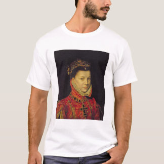 Elizabeth of Valois (1545-68) 1570 (oil on canvas) T-Shirt