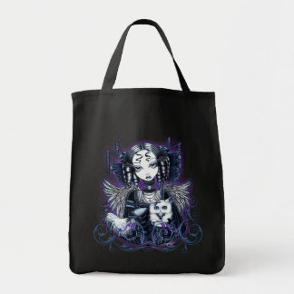 """Elizabeth"" Persian Cat Gothic Angel Bag"