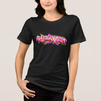 Elizabeth Streetwear Graffiti Burner T-Shirt