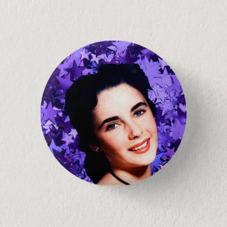 Elizabeth Taylor Nymphet Button
