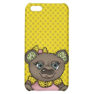 Elizabeth the bear iPhone 5C cases