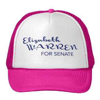 Elizabeth Warren for Massachusetts Senate Cap