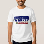 Elizabeth Warren for President V1 T Shirts