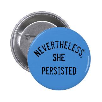 Elizabeth Warren Pinback Button