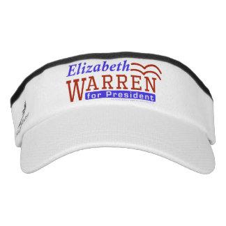Elizabeth Warren President 2016 Election Democrat Visor