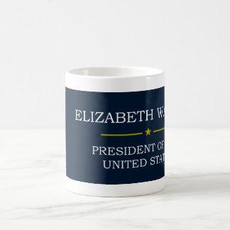 Elizabeth Warren President V3 Coffee Mug