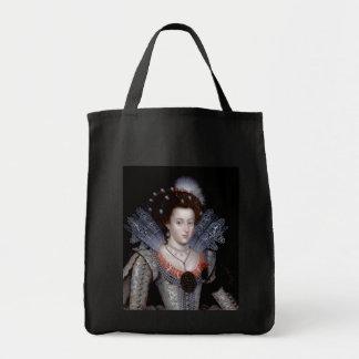 Elizabeth, Winter Queen of Bohemia Grocery Tote Bag