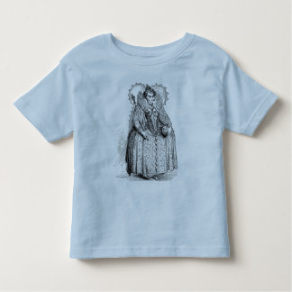 Elizabethan Clothing Toddler T-Shirt