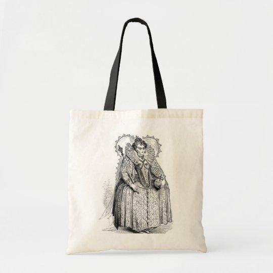 Elizabethan Clothing Tote Bag