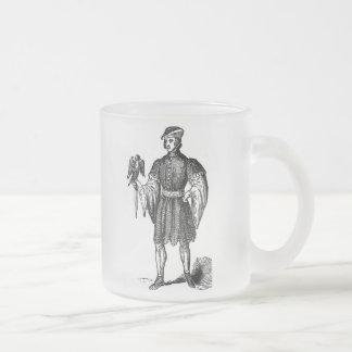 Elizabethan Costumes Frosted Mug