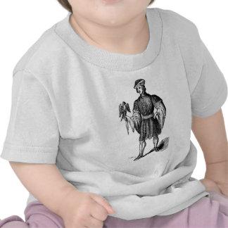 Elizabethan Costumes Infant's Shirt