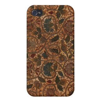 Elizabethan Embroidered iPhone 4 Case