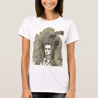 Elizabethan Era - Portrait of Lady T-Shirt