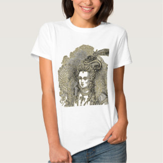 Elizabethan Era - Portrait of Lady T Shirts