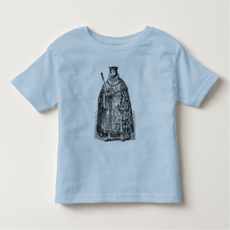 Elizabethan Fashion Toddler T-Shirt