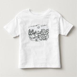 Elizabethan Football T Shirt