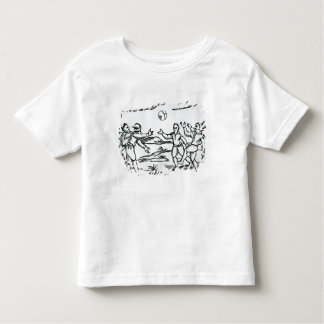 Elizabethan Football Toddler T-Shirt