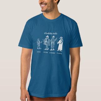 Elizabethan Rules (dark) Tshirts