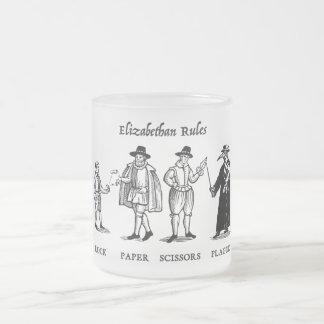 Elizabethan Rules (mug)