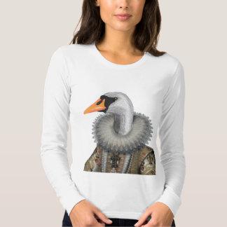 Elizabethan Swan T Shirt