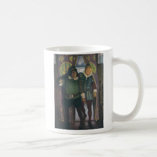 Elizabethans in an Inn Coffee Mugs