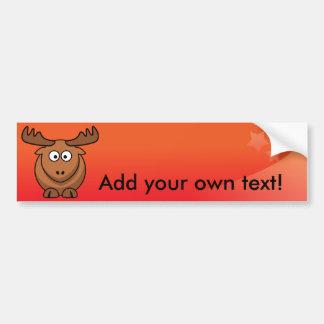 Elk.ai Car Bumper Sticker