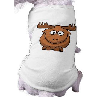 Elk ai pet t-shirt