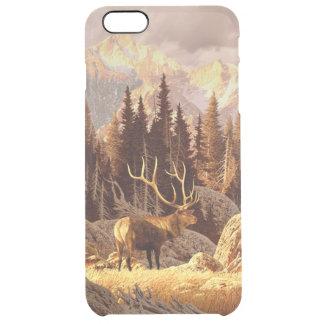 Elk Bull Clear iPhone 6 Plus Case