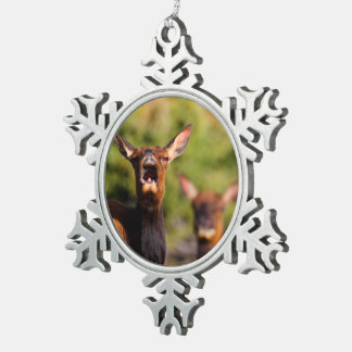 elk ornaments