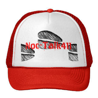 elk, elk, elk, Noc-Talk411 Cap