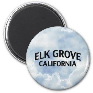 Elk Grove California Refrigerator Magnet