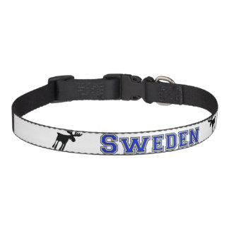 Elk/Moose, Sweden Pet Collars