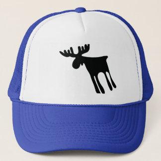 Elk/Moose Trucker Hat